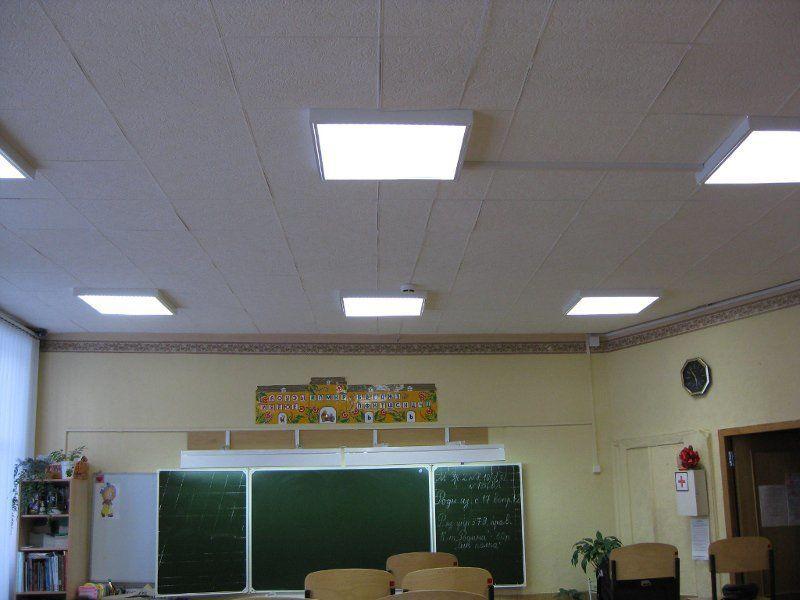 особенность, осветительный, сеть, люминесцентный, лампа