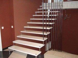 Перила и лестницы для дома