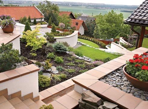 Подпорные стенки для Вашего сада